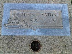 Halcie J Eaton