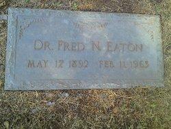 Dr Fred N Eaton