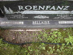 Mary Anne Marie <i>Rouleau</i> Belaire