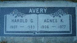 Agnes K. Avery