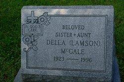 Della <i>Lamson</i> McGale