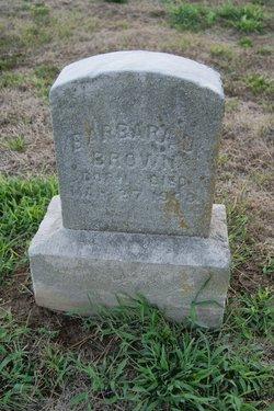 Barbara D. Brown