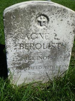 Agne L Berquist