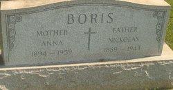 Nickolas Boris