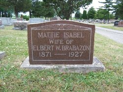 Mattie Isabel <i>Hall</i> Brabazon