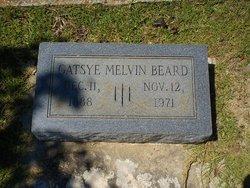Gatsey <i>Melvin</i> Beard