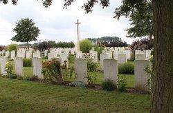 Huts Cemetery