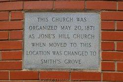 Smith Grove Primitive Baptist Church Cemetery