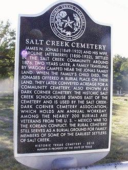 Dark Corner Cemetery