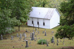 Indian Creek Baptist Cemetery