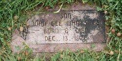 John D. Whitesides