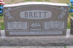 Eula C <i>Chandler</i> Brett