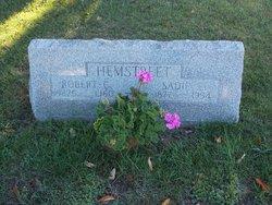 Sadie E. <i>Griffis</i> Hemstreet