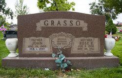 Rose Eleanor <i>Hobson</i> Grasso