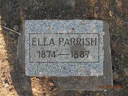 Ella Parrish