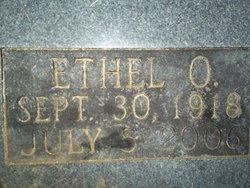 Ethel Marie <i>Owen</i> Arendale