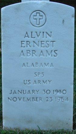 Alvin Ernest Abrams