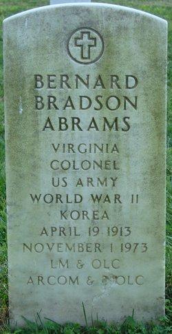 Bernard Bradson Abrams