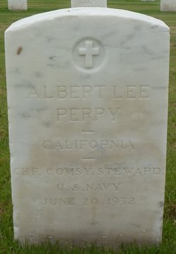 Albert Lee Perry