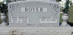 Don Hoolie Boyer