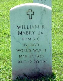 William R Mabry, JR