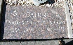 Ogla <i>Grant</i> Caton