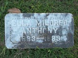 Ella Mildred Anthony