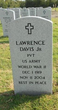 Lawrence Davis, Jr