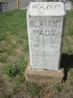Claude Wade
