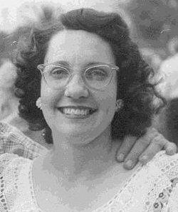 Mrs Rosalie Rose <i>McElwrath</i> Lane
