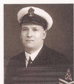 CPO Percy Arthur Cabell