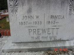John W Prewett
