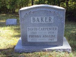 David Carpenter Baker