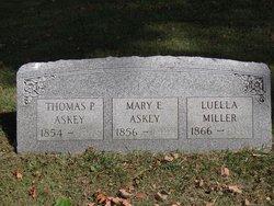 Mary Elizabeth <i>Beamer</i> Askey