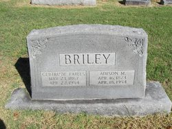 Betty Gertrude <i>Faires</i> Briley