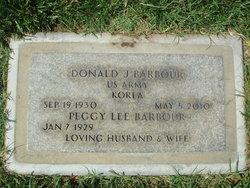Donald Edward Barbour, Jr