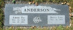 Amon Ra Anderson