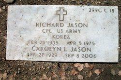 Carolyn Louise Jason