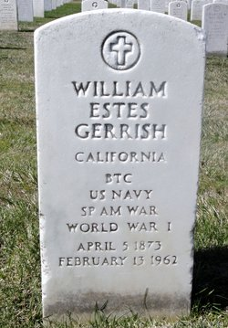 William Estes Gerrish