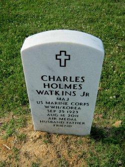 Charles Holmes Watkins, Jr