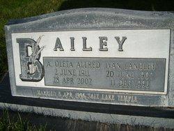 Ann Oleta <i>Allred</i> Bailey