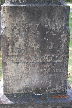 Mary E. <i>Shipman</i> Brewer