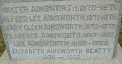 Mary Ellen Ainsworth