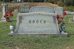 Sarah Isabel Sallie Belle <i>Taylor</i> Brock