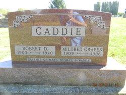 Mildred Caroline Elizabeth <i>Grapes</i> Gaddie