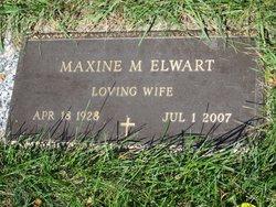 Maxine <i>Westrich</i> Elwart