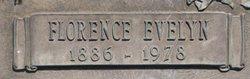 Florence Evelyn <i>Sargent</i> Buehler