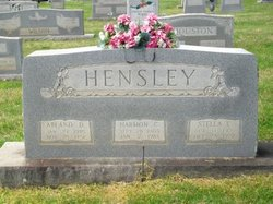 Stella L. <i>Sawyer</i> Hensley