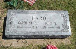 Caroline E. <i>Shepard</i> Caro