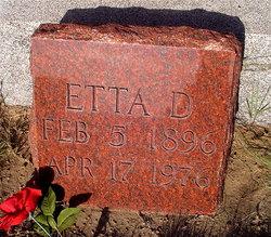 Etta Dorothea <i>Meints</i> Frecks